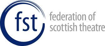 Federation of Scottish Theatre logo