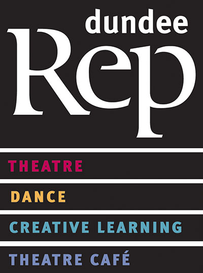 Dundee Rep Theatre logo