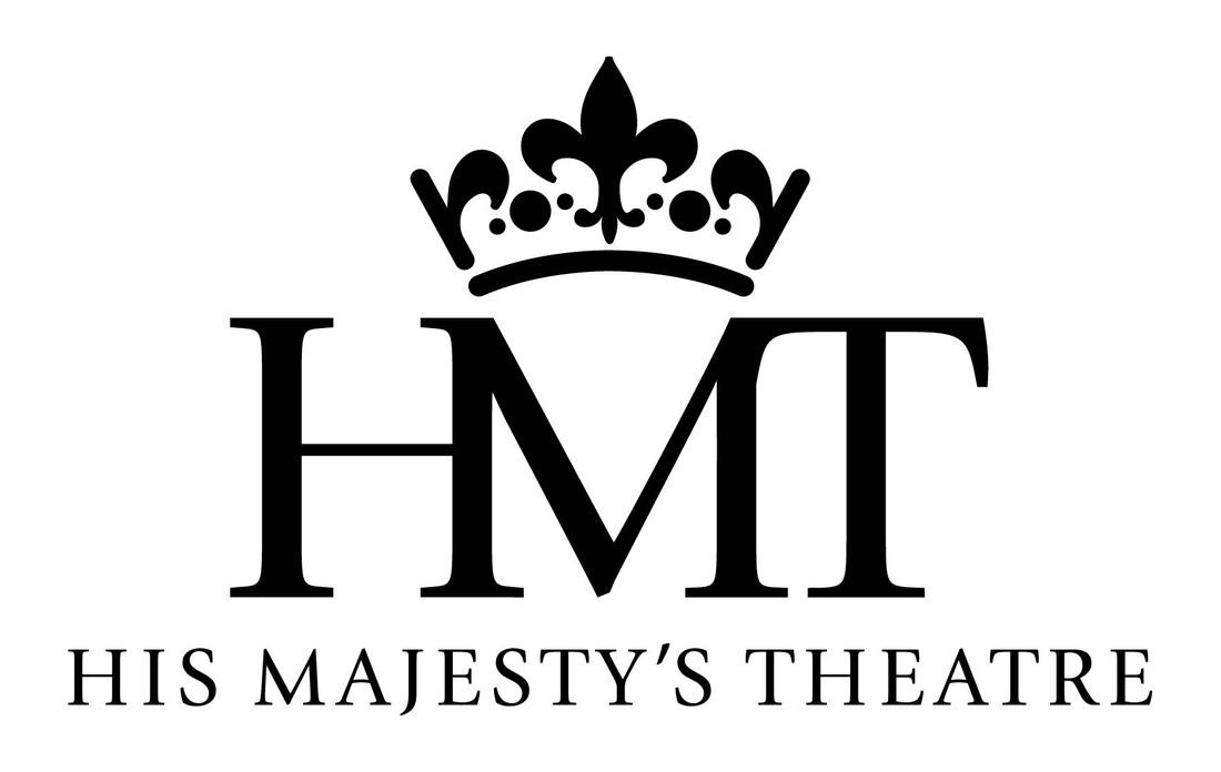 His Majesty's Theatre logo