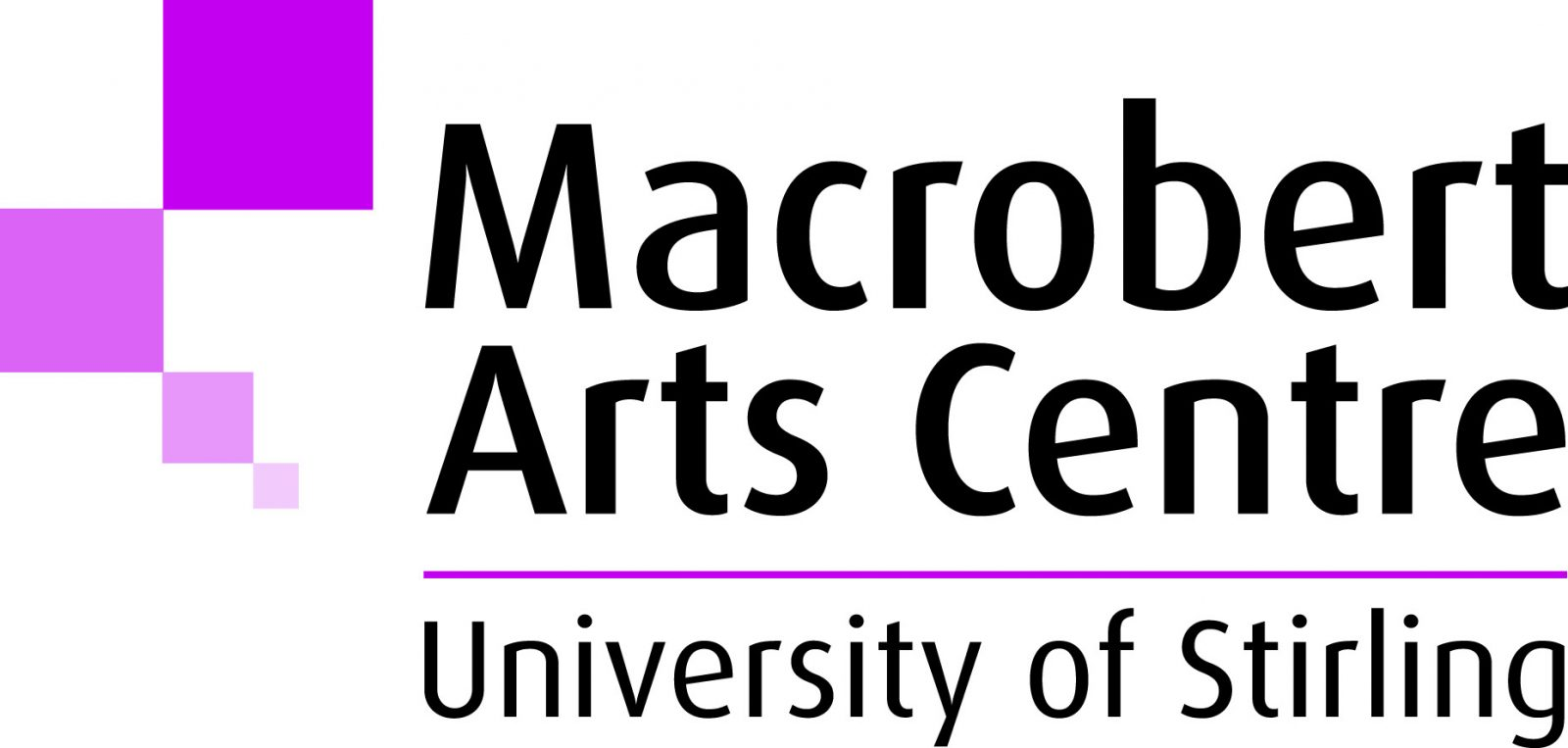 Macrobert Arts Centre logo