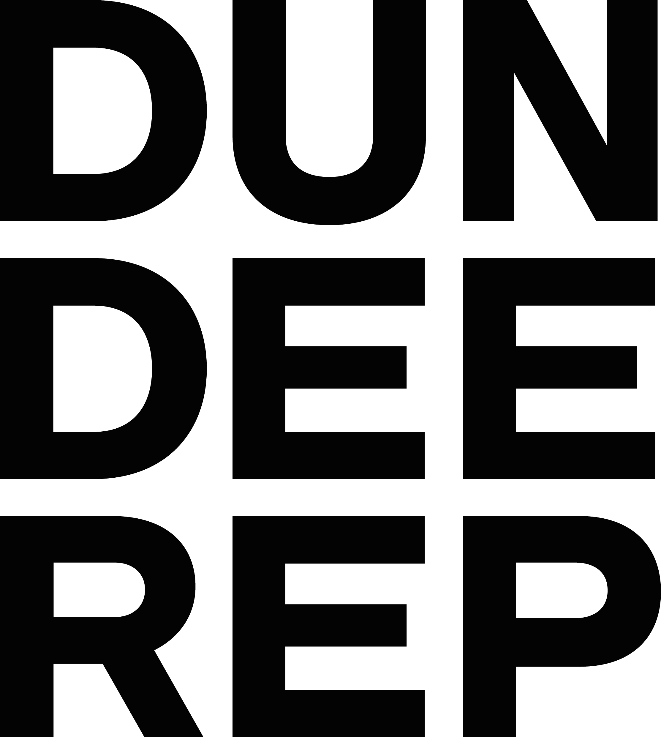 Dundee Rep Theatre logo