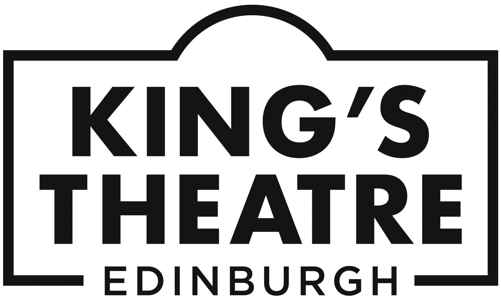 King's Theatre logo